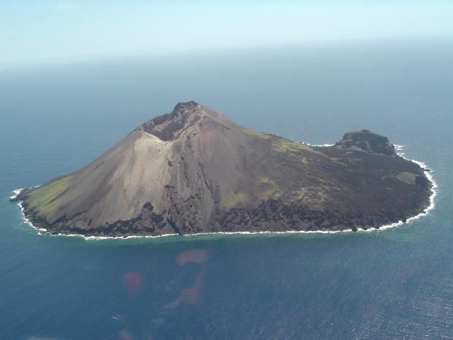 IBM volcano: Uracas (2004)
