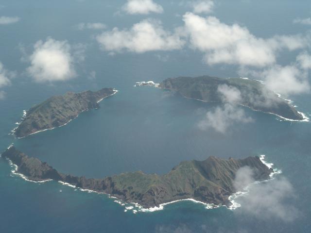IBM volcano: Maug (2004)
