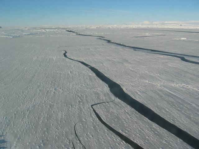 Amundsen Sea Ice (2006)