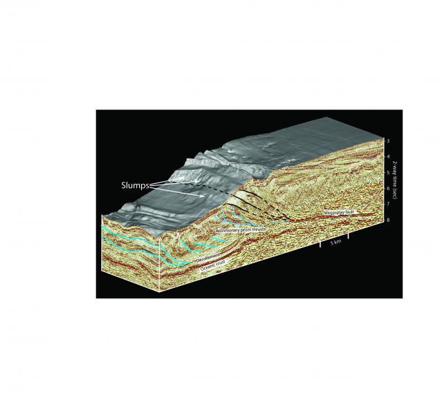 SEIZE NanTroSEIZE 3-D seismic volume (2007)