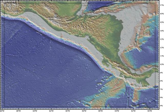 Central America (2008)