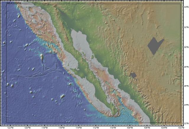 Gulf of California (2008)