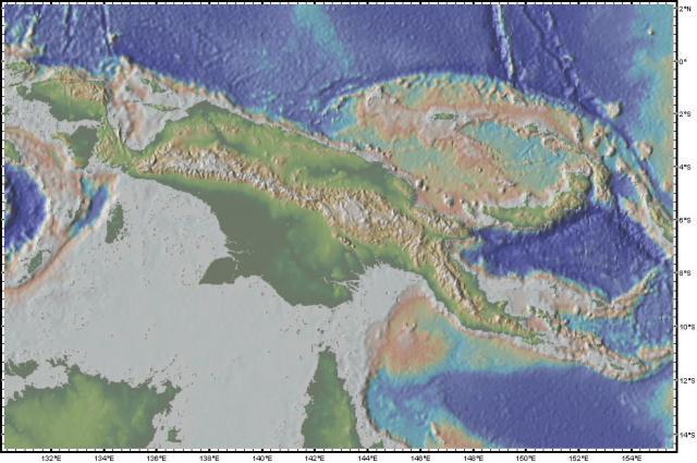 Papua New Guinea (2008)