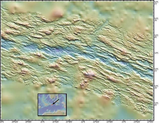 Southwest Indian Ridge (2008)