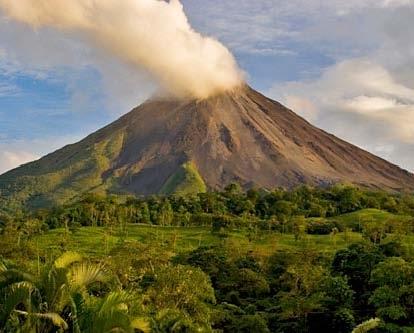 Arenal Volcano, Costa Rica (2009)