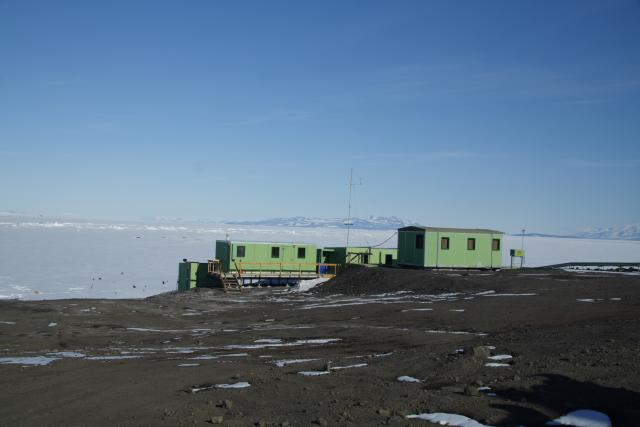 Scott Base, Antarctica (2010)